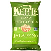Kettle Chips, Jalapeno, 142g