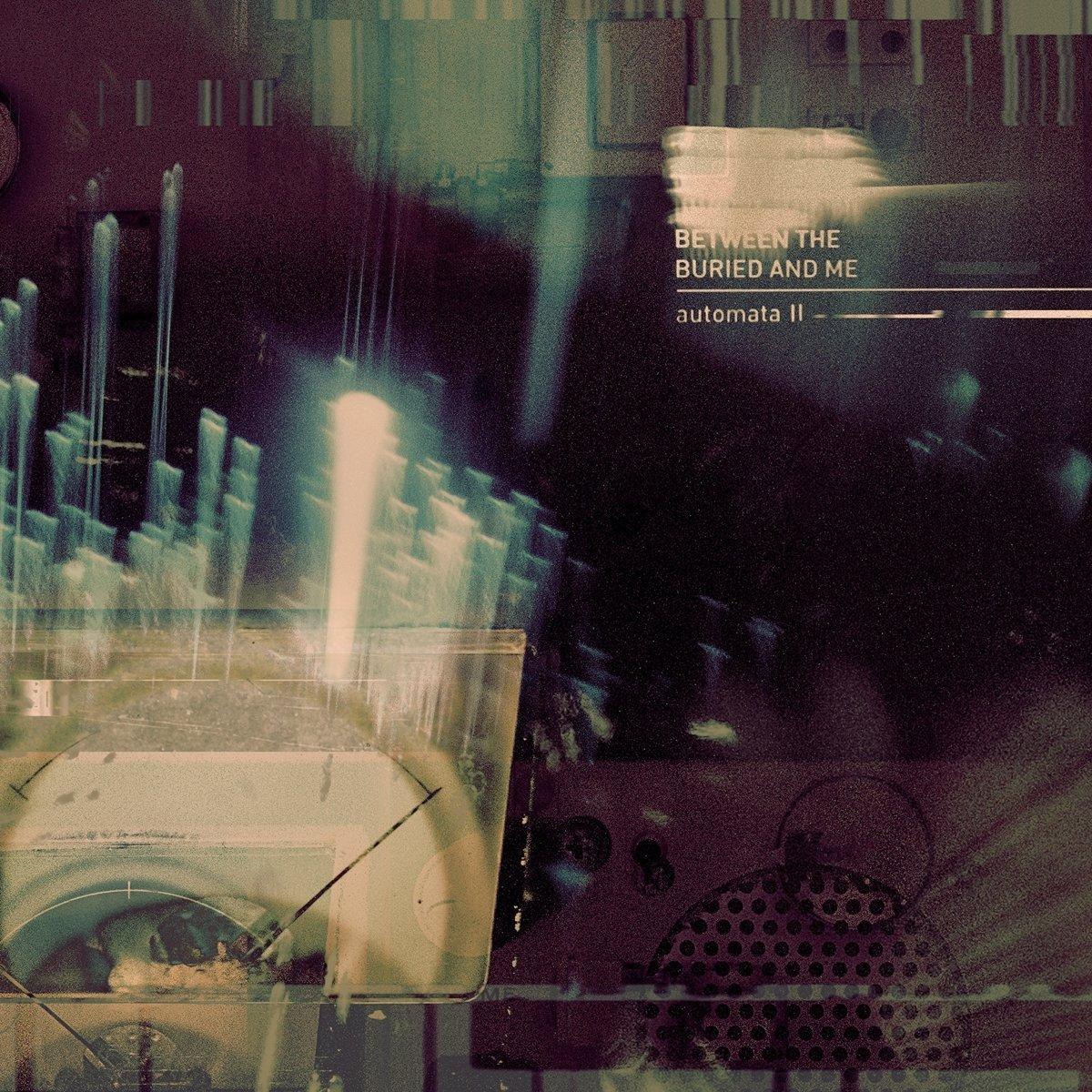 Vinilo : Between the Buried and Me - Automata Ii (United Kingdom - Import)