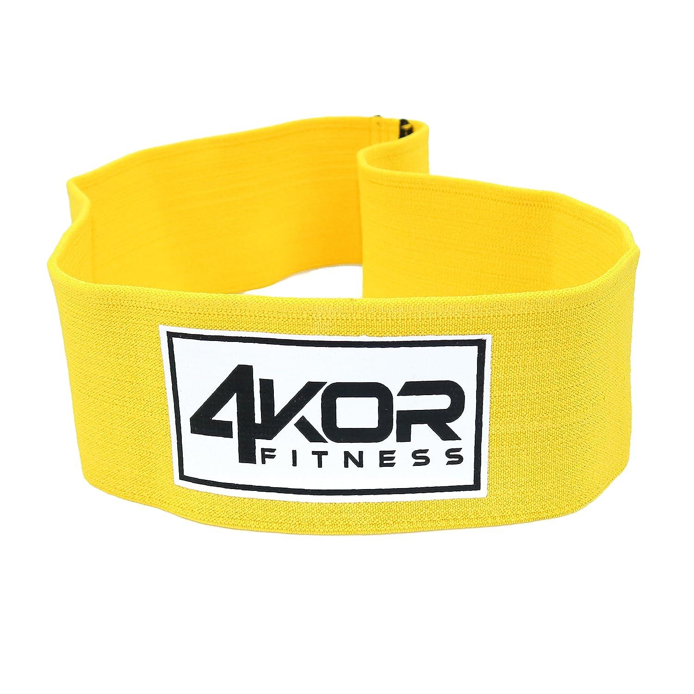 【正規品】 ヒップバンド 4KOR Gen fitness社製 - 抵抗ループ 抵抗ループ 円 円 ダイナミックなウォーミングアップ、腰と臀部の活性化に最適 B0725RXTXR Neon Yellow/ 2nd Gen Large Large Neon Yellow/ 2nd Gen, ココルカ:ee7fa8bb --- arianechie.dominiotemporario.com