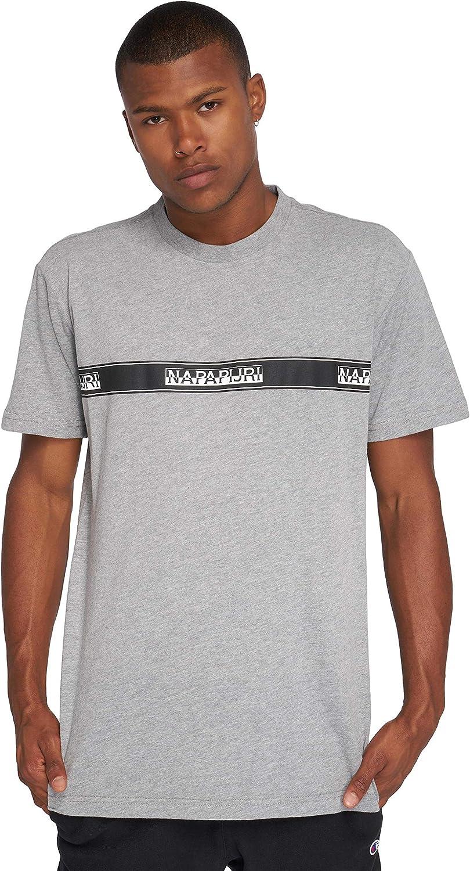 Napapijri N0YHUD002 Camiseta Hombre: Amazon.es: Ropa y accesorios