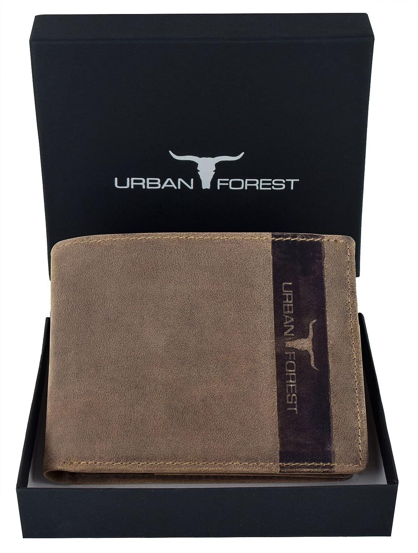 URBAN FOREST Tobacco Men's Wallet