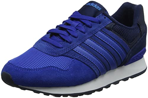 on sale 412e5 d18fc adidas 10K, Scarpe Running Uomo, Blu (ConavyBlueBrblue 000)