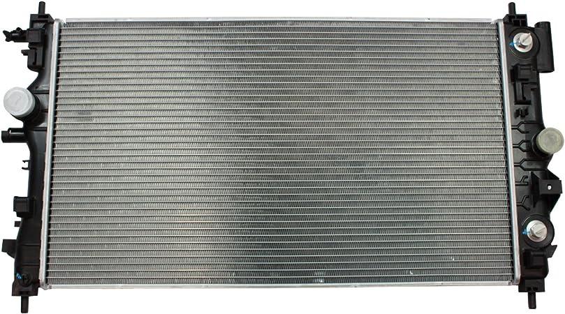 TYC 1517 Replacement Radiator