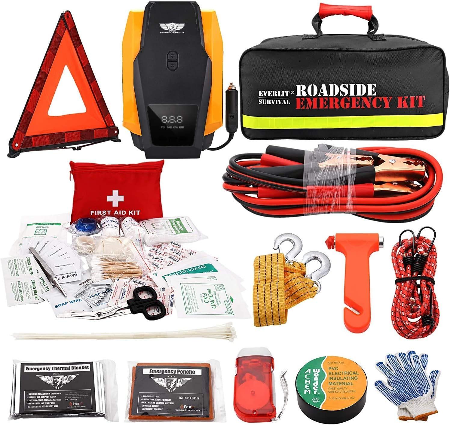 EVERLIT Roadside Assistance Kit