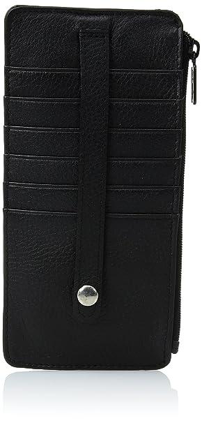 925f99b259c81 Amazon.com: Buxton Thin Holder Card Case, Black, One Size: Clothing