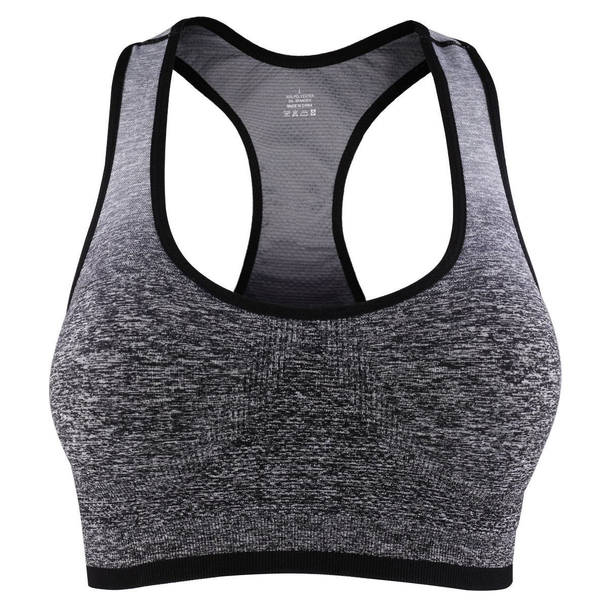 d3443f5c2ce45 Amazon.com  YAHA Women s Sports Bra High Impact Support Racerback Yoga  Workout Bra  Sports   Outdoors
