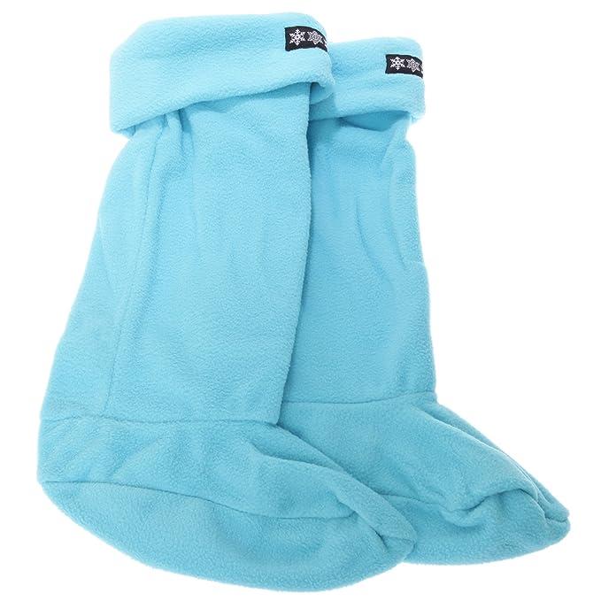 Calcetines térmicos de polar para botas de aguas (1 par) (31-35