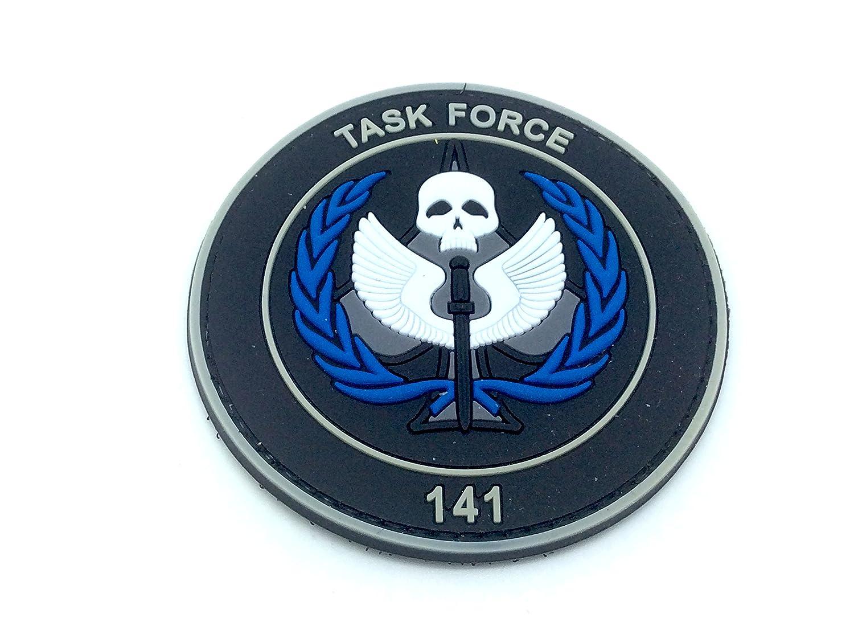 Taskforce 141 Multinazionali Operazioni Speciali Patch PVC Toppa Patch Nation
