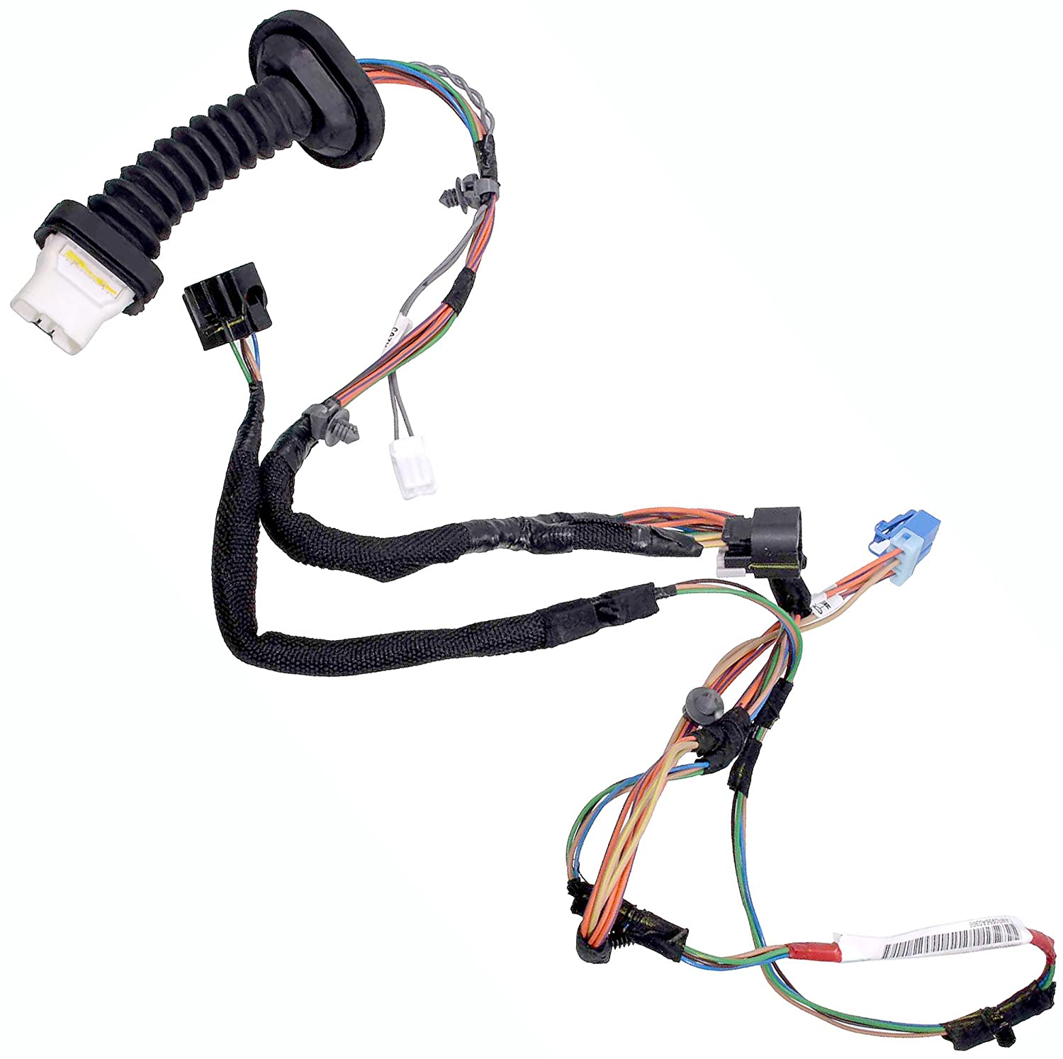 Apdty 133803 Power Door Lock Wiring Pigtail Connector Gmc Sierra Harness Complete Assembly Fits Rear Left Or Right On 2006 2009 Dodge Ram 2500 3500