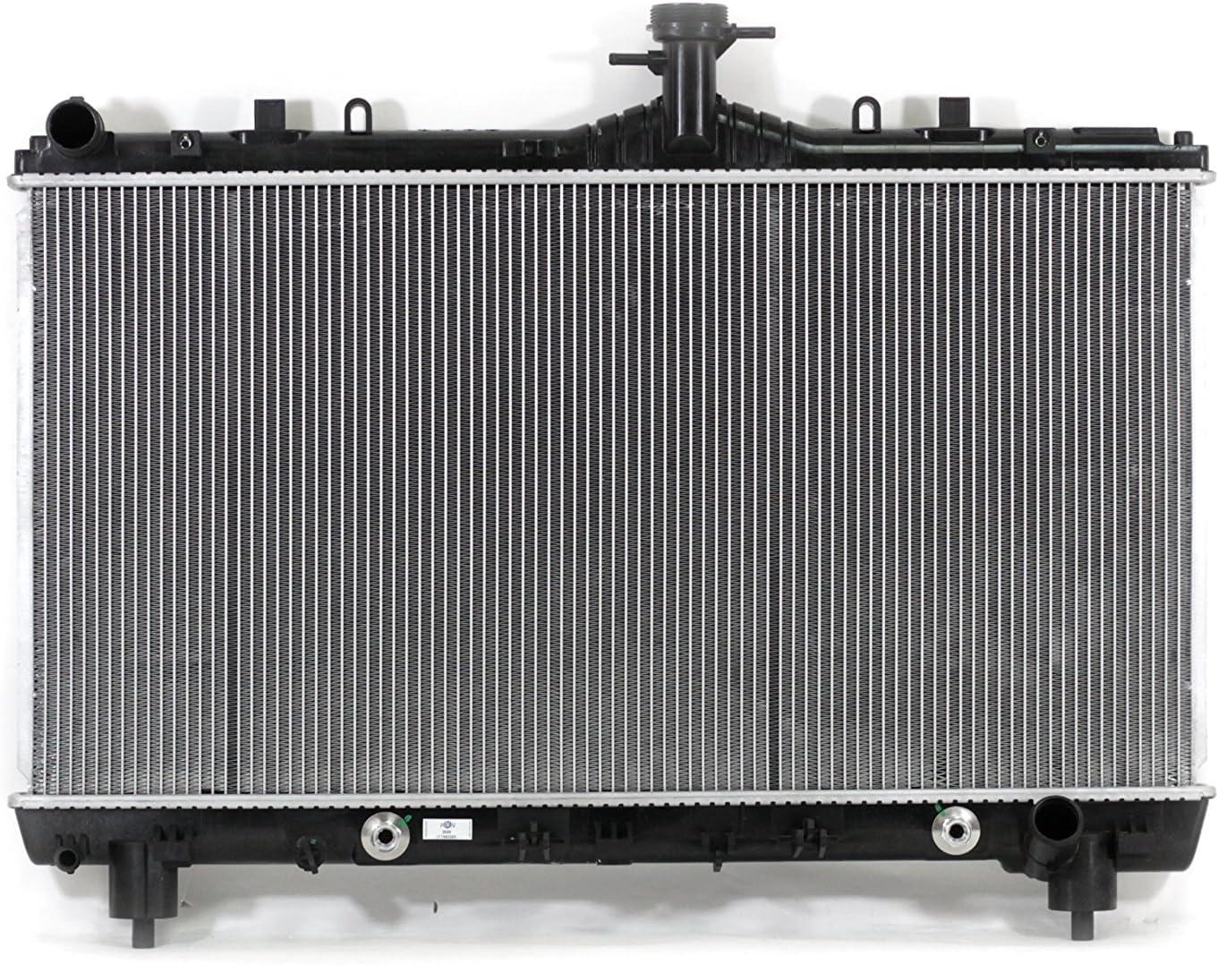 Radiator For 12-15 Chevrolet Fits Camaro 6.2l V8 Free Shipping