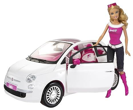 Barbie R1623 Barbie E La Sua Fiat 500