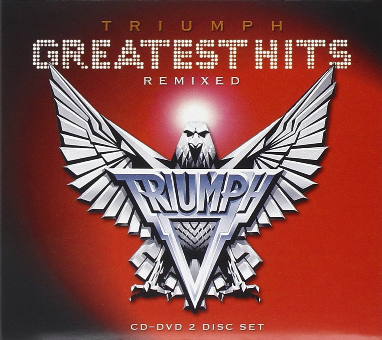 Triumph - Greatest Hits Remixed