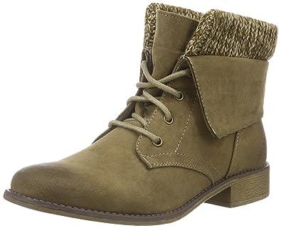 Hailys Damen LU Ariana Desert Boots, Schwarz (Black), 36 EU