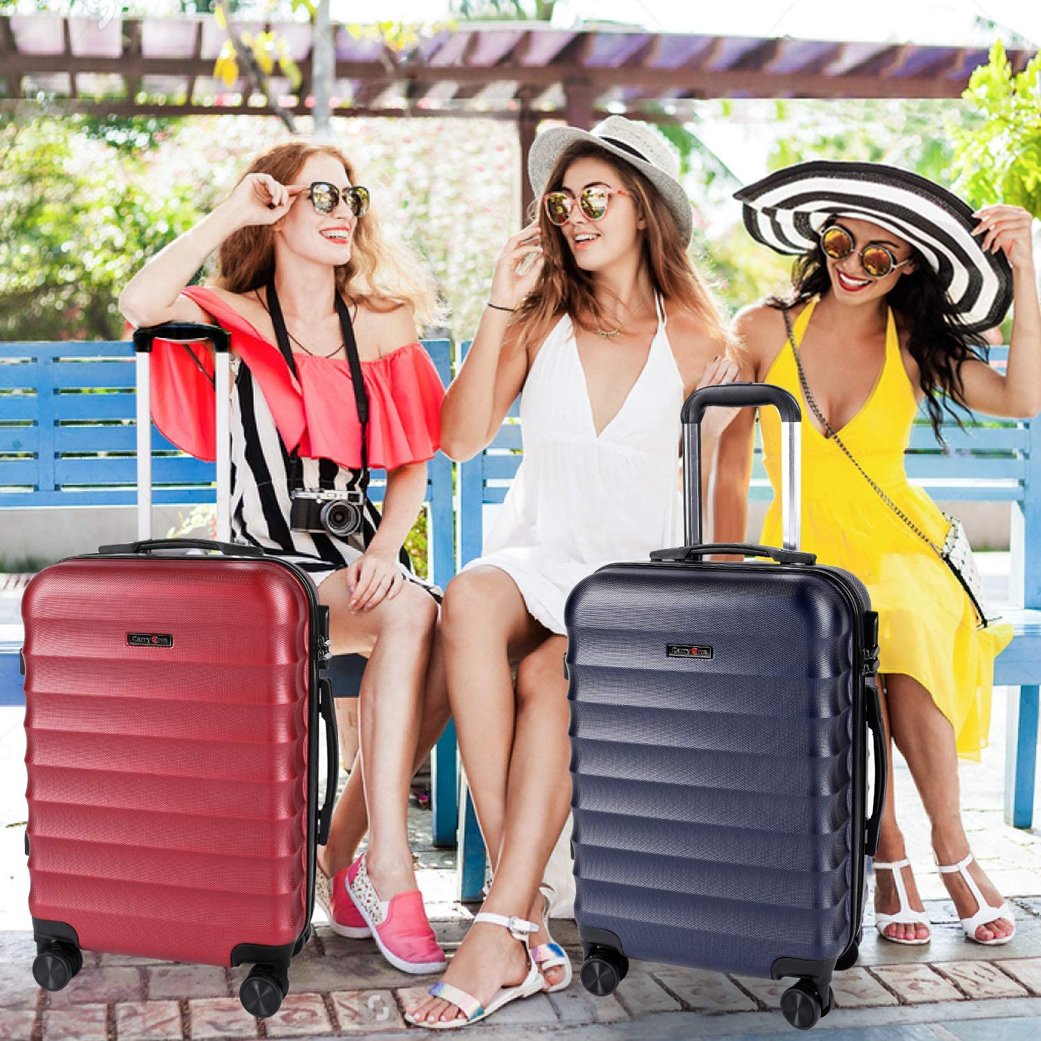 Amazon coupon code for Luggage 20 Inch Carry on