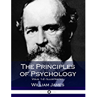 The Principles of Psychology - Vols. 1-2: (Illustrated)