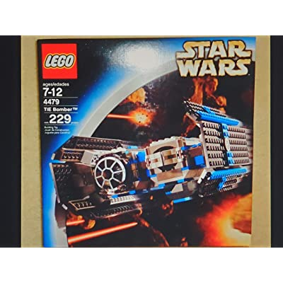 Lego Tie Bomber Star Wars 4479 New in Sealed Box.: Toys & Games