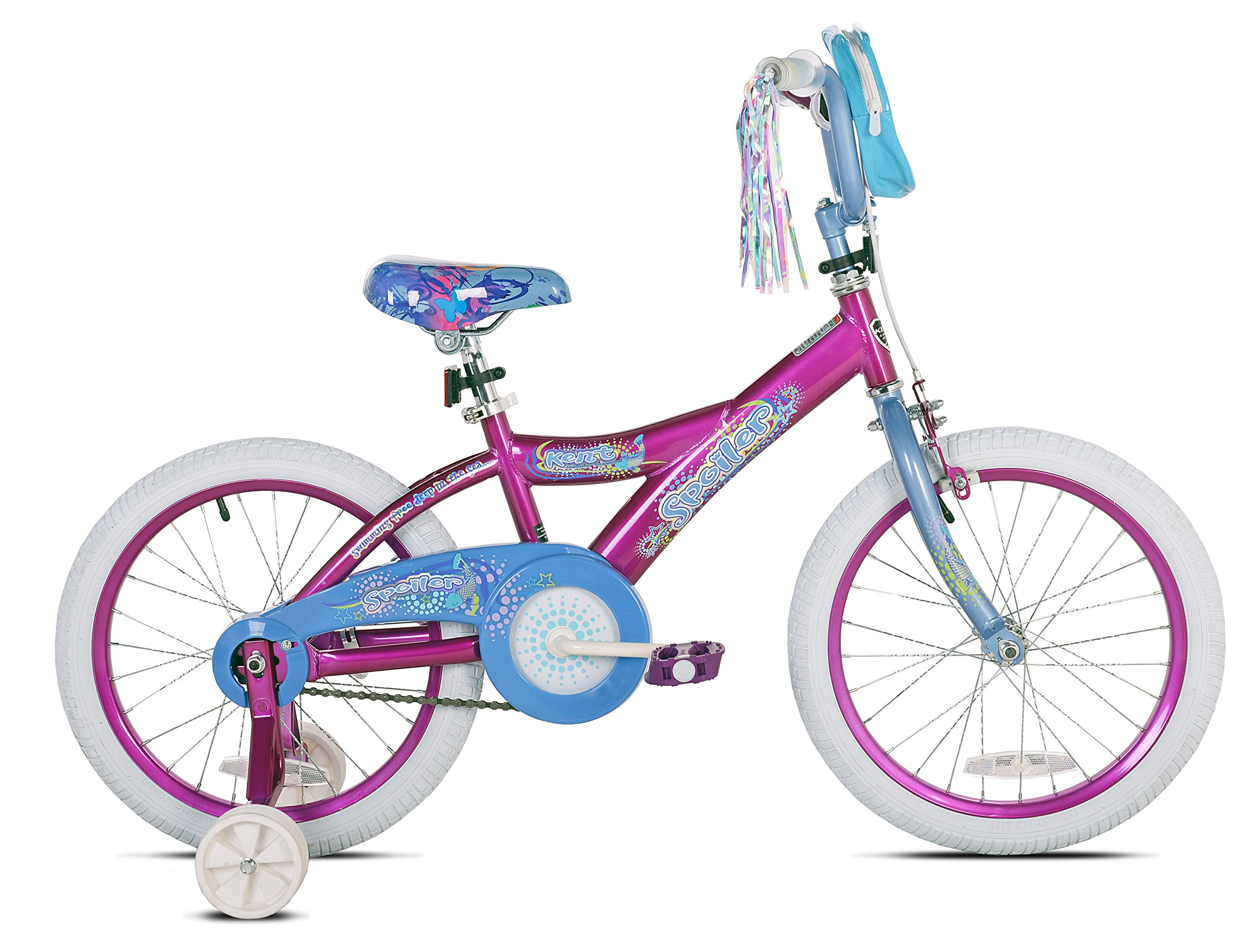 Kent Girls Spoiler Bike (18-Inch Wheels) by Kent (Image #2)
