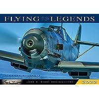 Flying Legends 2022: 16-Month Calendar - September 2021 Through December 2022