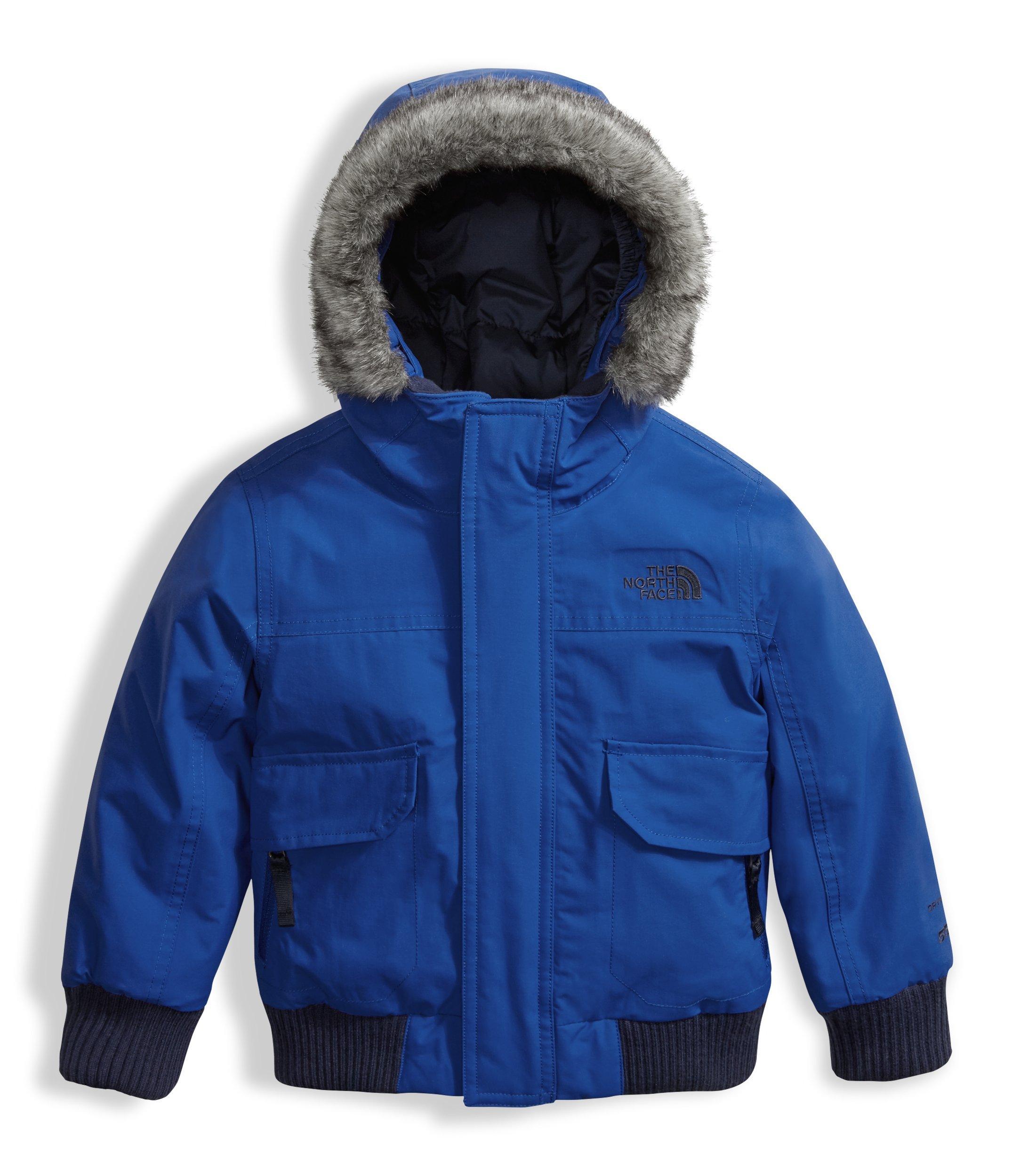 The North Face Toddler Boys Gotham Down Jacket Bright Cobalt Blue (4 Toddler)