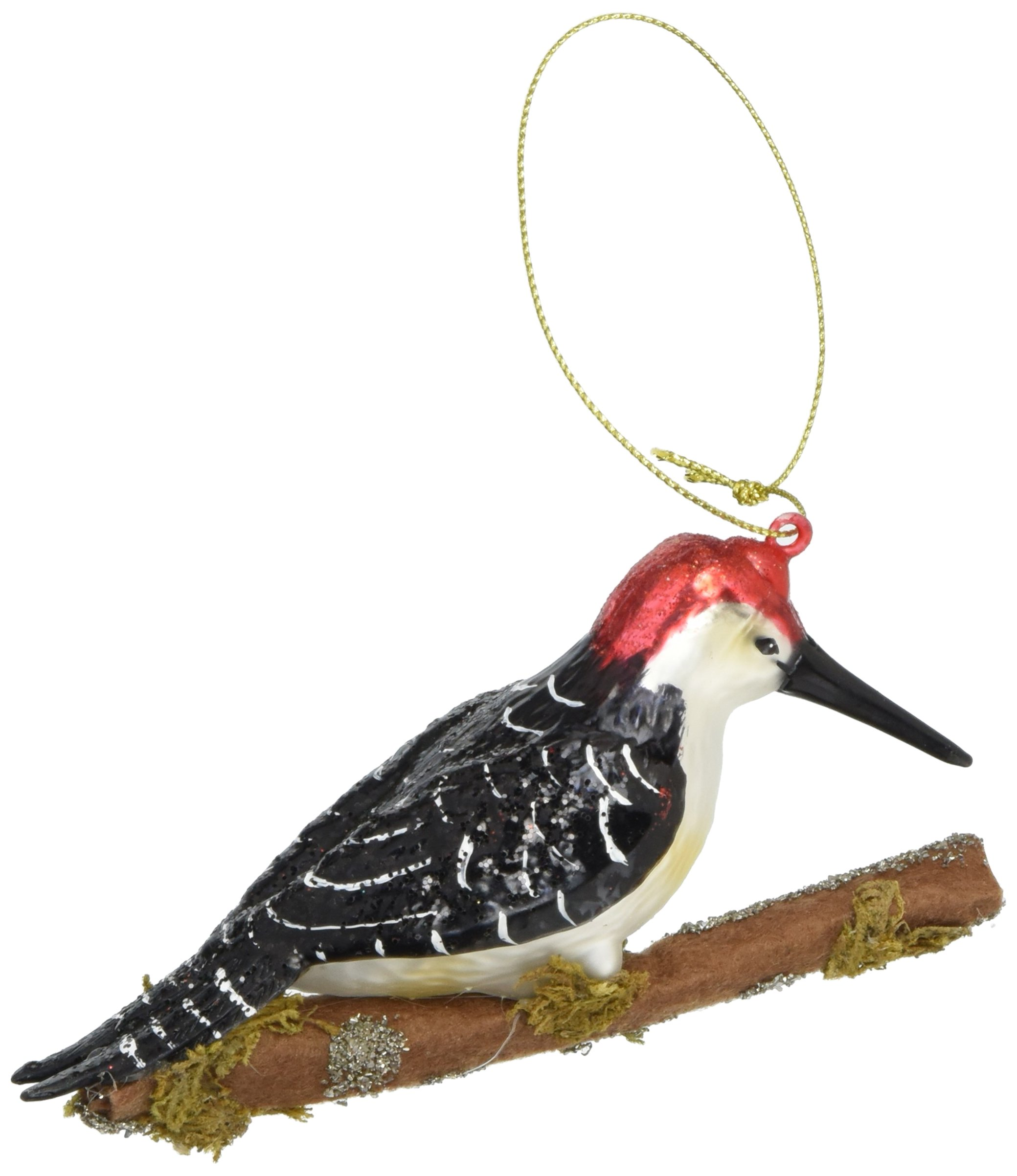 Department 56 Forest Favorites Woodpecker Hanging Ornament