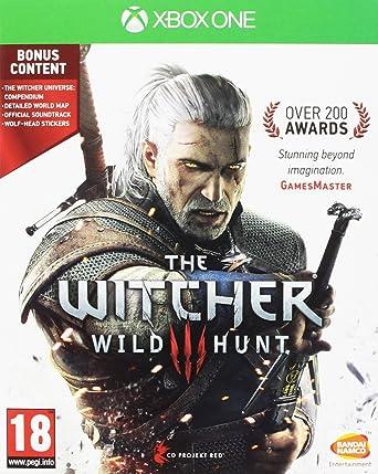 The witcher 3 wild hunt xbox one amazon pc video games the witcher 3 wild hunt xbox one solutioingenieria Gallery
