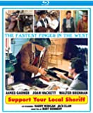 Support Your Local Sheriff [Blu-ray]
