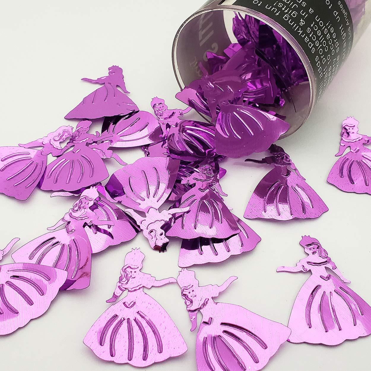 Confetti Princess Pink - One Pound (16 oz) Free Priority Mail (9215)