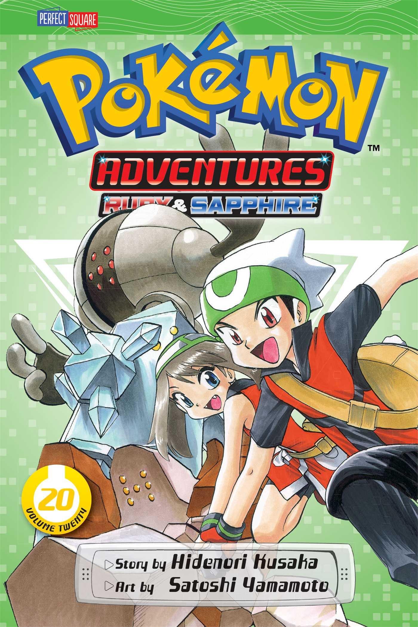 Download Pokémon Adventures (Ruby and Sapphire), Vol. 20 (Pokemon) pdf epub