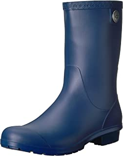 f07d4dae496 Amazon.com | UGG Women's Shelby Matte Rain Boot | Shoes