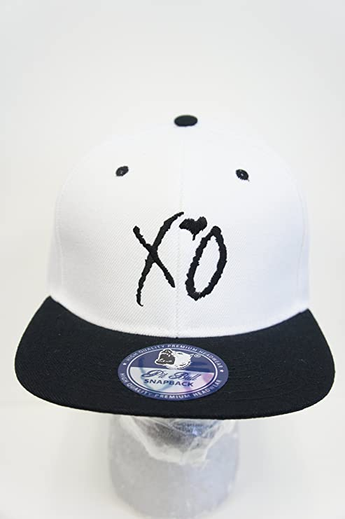 8b22d1c63dc Image Unavailable. Image not available for. Color  XO The Weeknd Drake  Snapback Hat