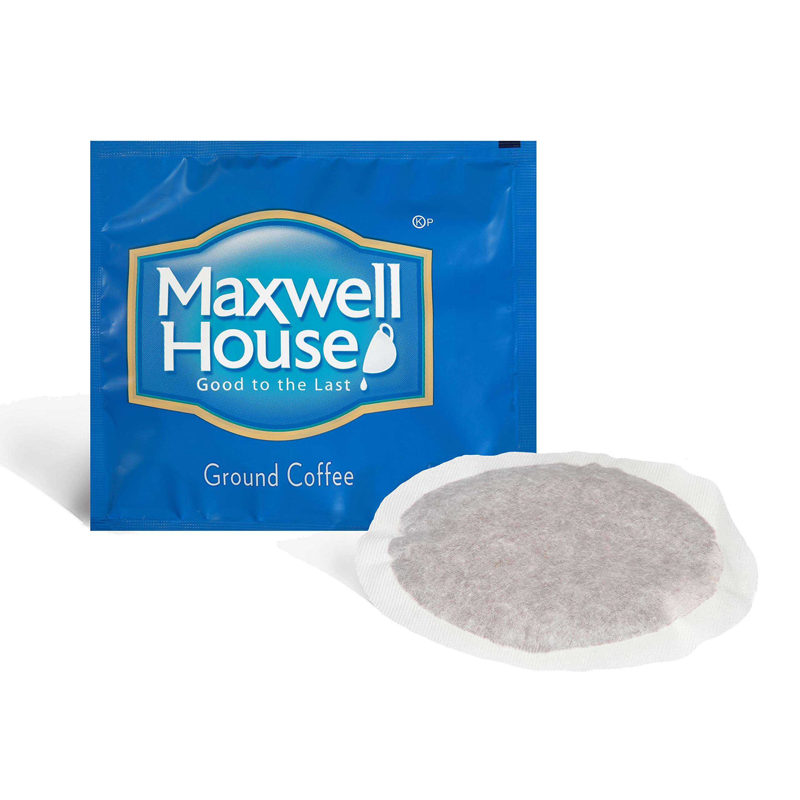 Maxwell House Ground Coffee (0.7 oz Bags, Pack of 100) by MAXWELL HOUSE