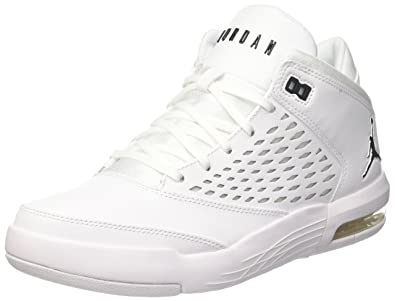 big sale e0349 9f8bf Jordan Flight Orgin 4, Chaussures de Fitness Homme, Blanc Cassé (Whiteblack  100)