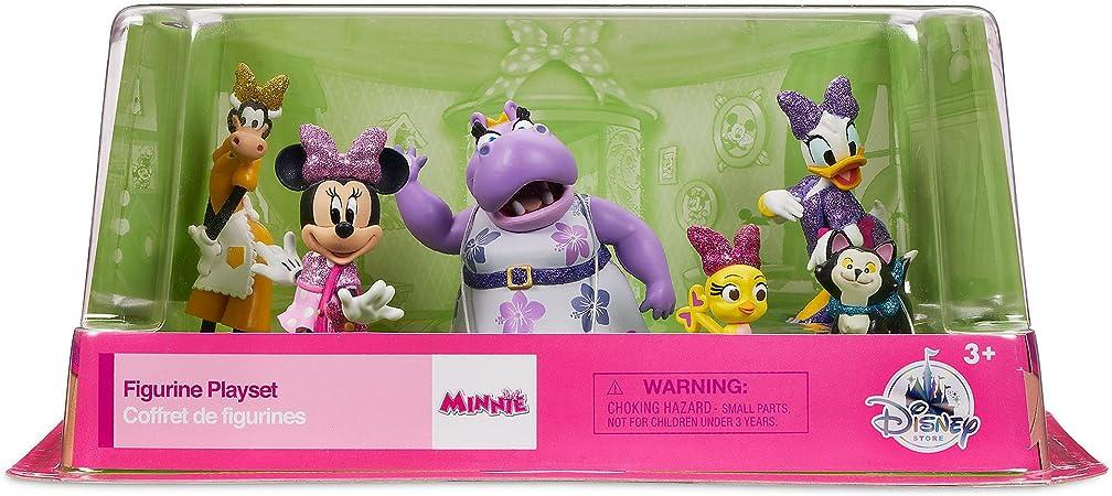 Disney Happy Helpers de Minnie Set de Juego Figuritas – 6 Piezas: Amazon.es: Juguetes y juegos