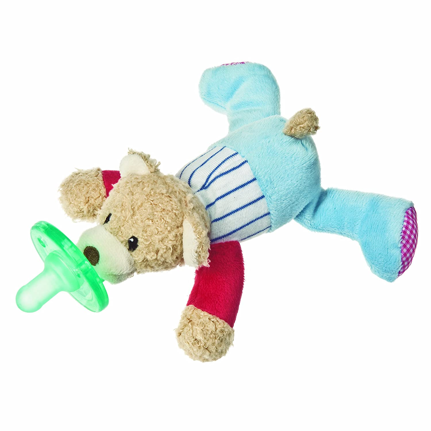Amazon.com: Wubbanub felpa Chupete Toy, Little Mvp ...