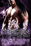 Obsidian: An Alien Warrior Romance (Elemental Mates Book 3)
