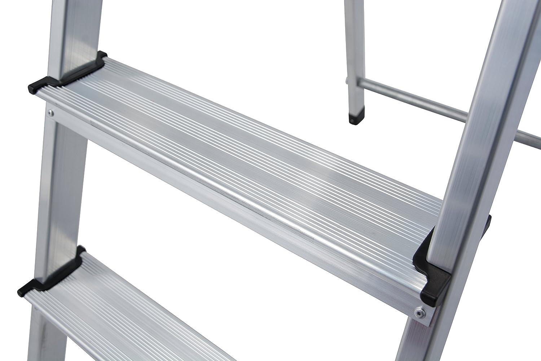 126320 KRAUSE Stehleiter Safety 4 Stufen