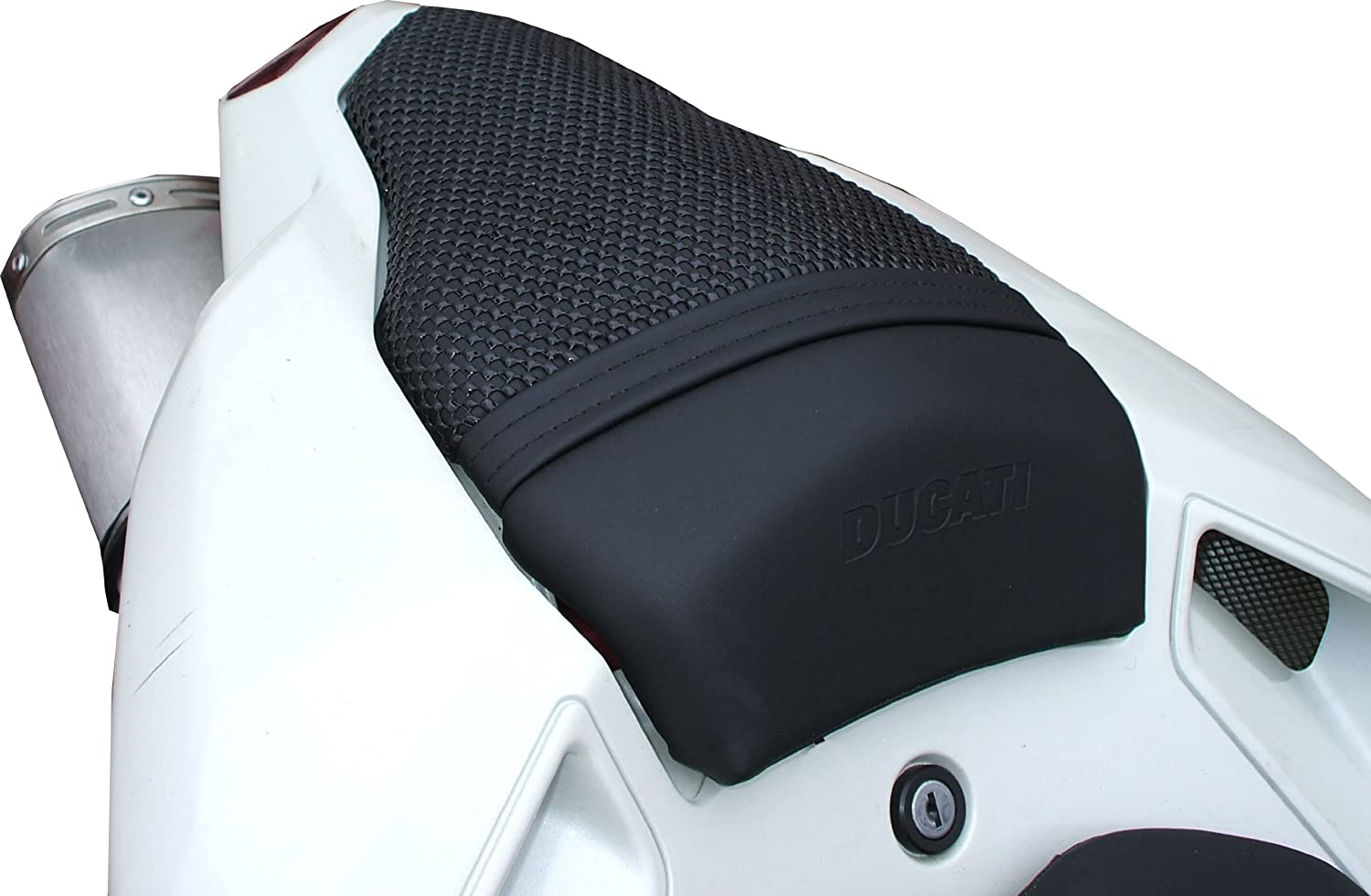 2005-2013 Motorbikes, Accessories & Parts Triboseat Anti Slip Motorcycle Passenger Seat Cover Black Accessory Compatible With BMW R1200RT