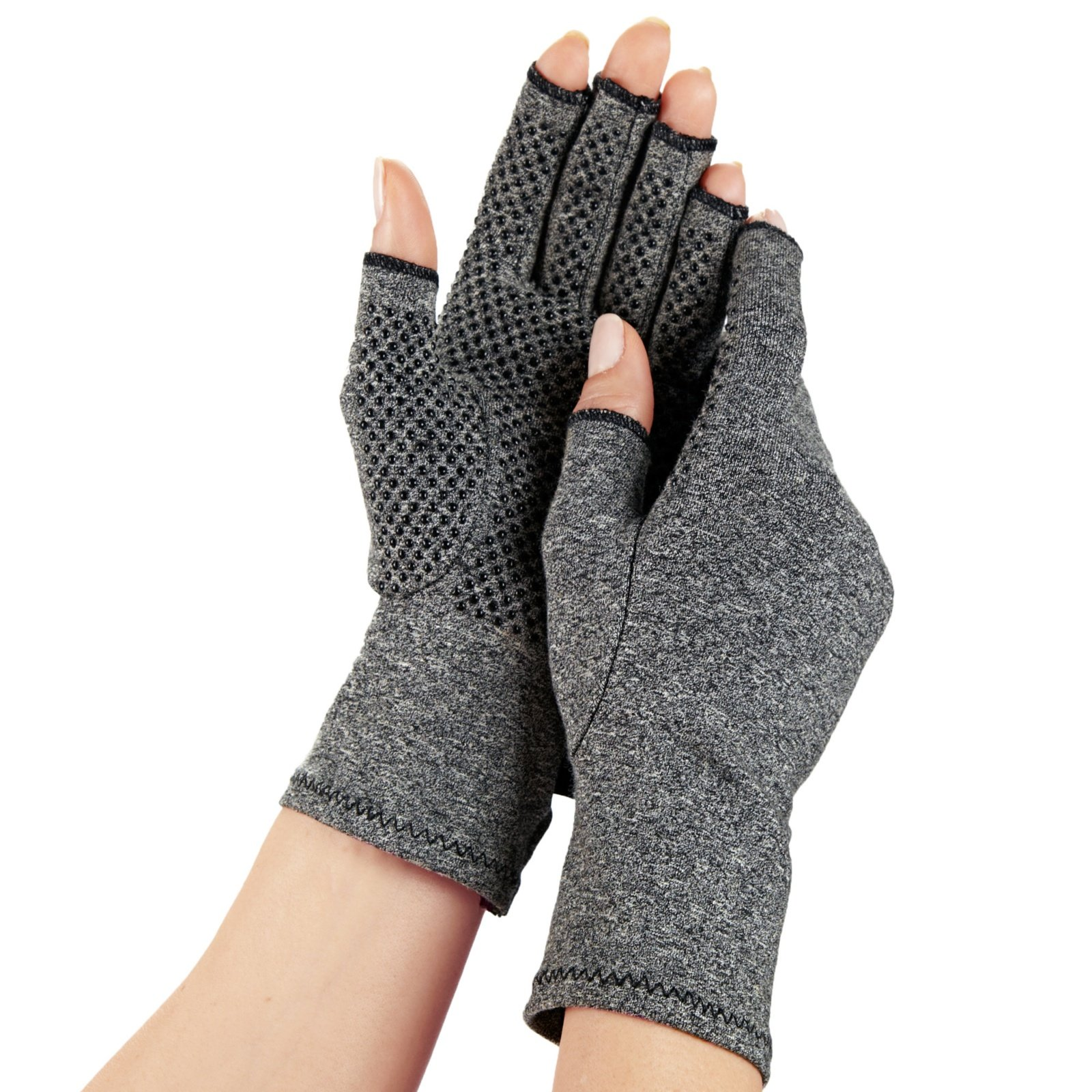 Amazon Com Imak Compression Arthritis Gloves Original With