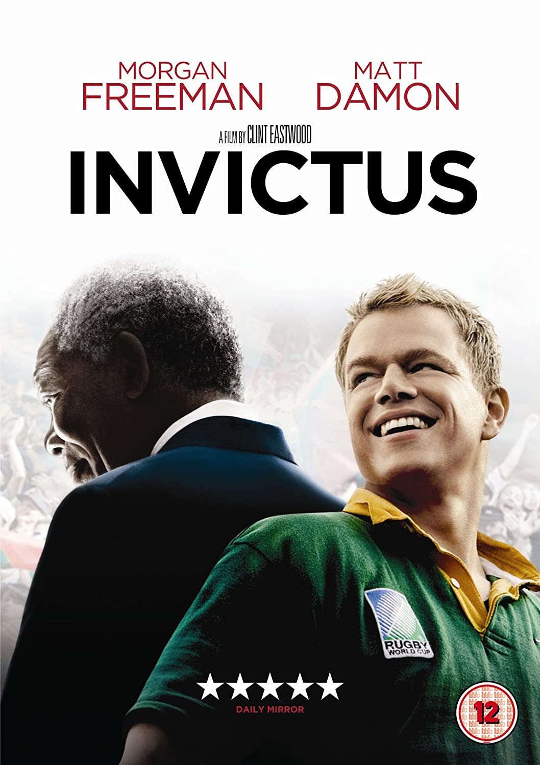 Image result for invictus picture of movie