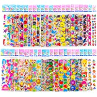 Sticker Sheets Stickers for Kids - 40 Different Kids Bulk Stickers 1200+ Fun Stickers for Girls Boy Stickers Kids…