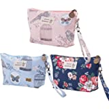 Women Cosmetic Bag Fashion 3 Styles Makeup bags Waterproof Travel Makeup Pouch Organizer Gifts For Girls