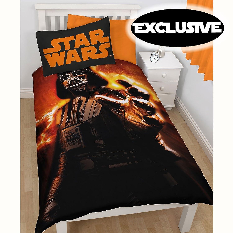 Disney Star Wars Darth Vader Rise Single Duvet Cover Character World