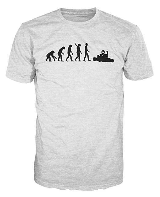 Racing Evolution Funny T-Shirt