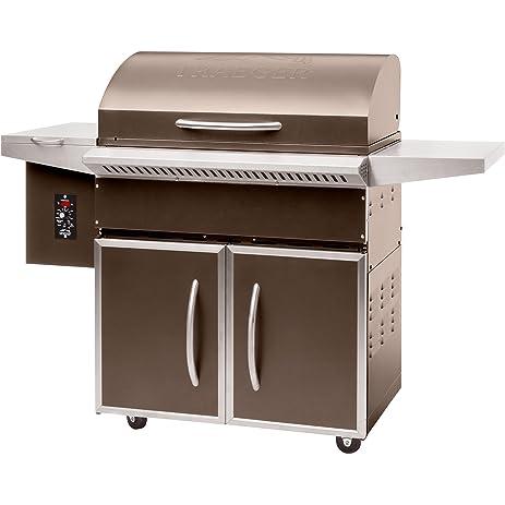 Amazoncom Traeger TFSLZC Grills Select Elite Wood Pellet - Viking smoker