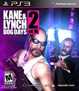 Kane and Lynch 2: Dog Days - PlayStation 3 Standard Edition
