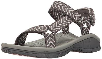 812db01943304 JSport by Jambu Women's Navajo-Water Ready Flat Sandal: Buy Online ...