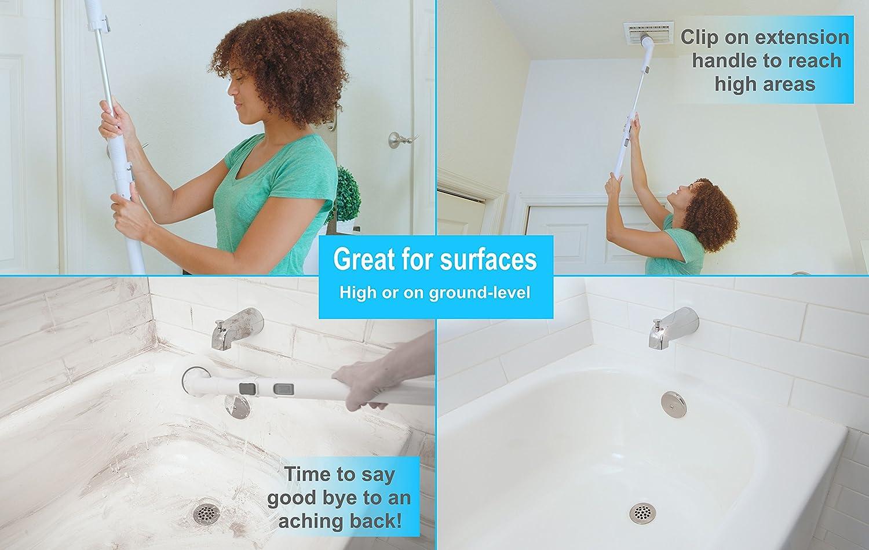 Amazon.com: Clorox Scrubtastic Multi-Purpose Surface Scrubber and ...