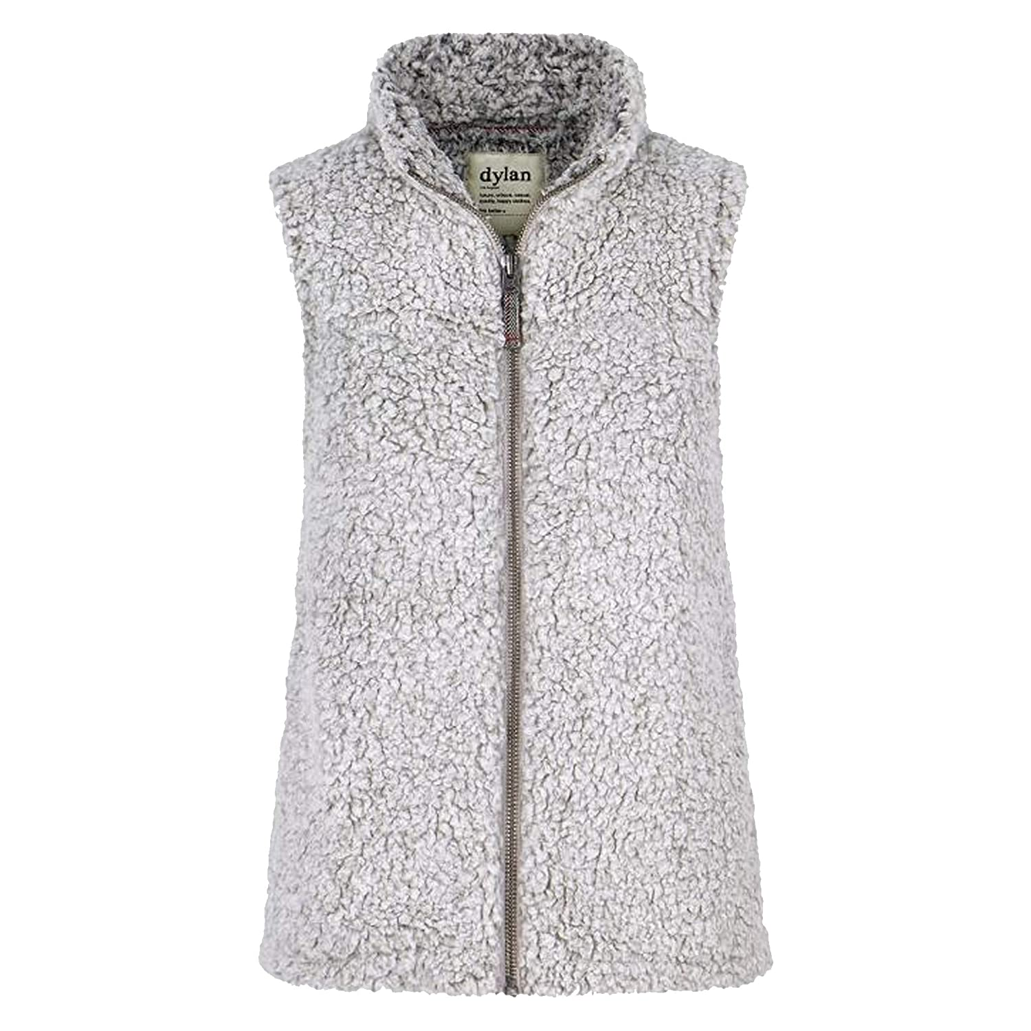 Putty Dylan Women's Frosty Tipped Pile Stadium Vest