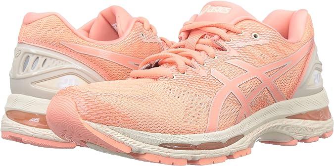 Asics Gel-Nimbus 20 SP, Zapatillas de Entrenamiento para Mujer, Naranja (Korall/Braun Korall/Braun), 38 EU: Amazon.es: Zapatos y complementos