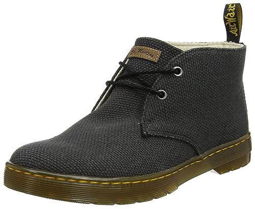 Delray, Zapatos de Cordones Derby para Hombre, Gris (Olive Grey 353), 41 EU Dr. Martens